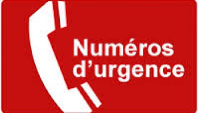 Num ros d urgence l 39 information utile des francophones d - 0177 numero telephone ...