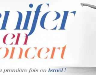 Jenifer : un concert évènement à Tel Aviv-Yaffo