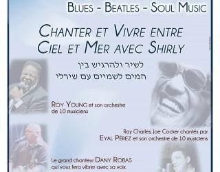 Chanter et Vivre entre Ciel et Mer avec Shirly