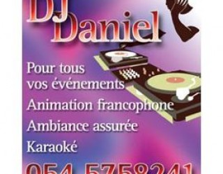 Animation francophone…