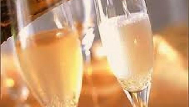 Champagne ! A l'institut français ….