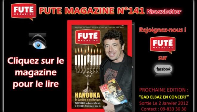 Futé magazine Edition N°141