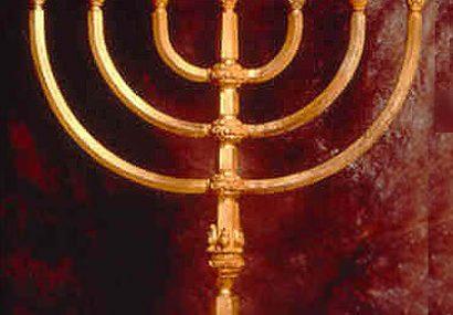 Les secrets contenus dans la MENORA ou chandelier a 7 branches !