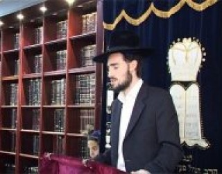 Cours de Torah de Rabbi Raphael Pinto