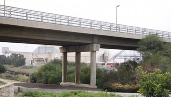 Rénovation du pont de Laskov !