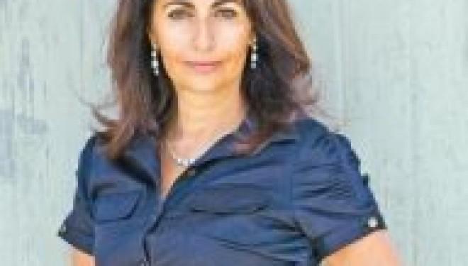 Valérie Hoffenberg est de retour en Israël