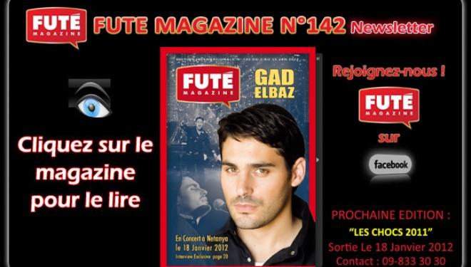 Futé Magazine en ligne sur AshdodCafé !
