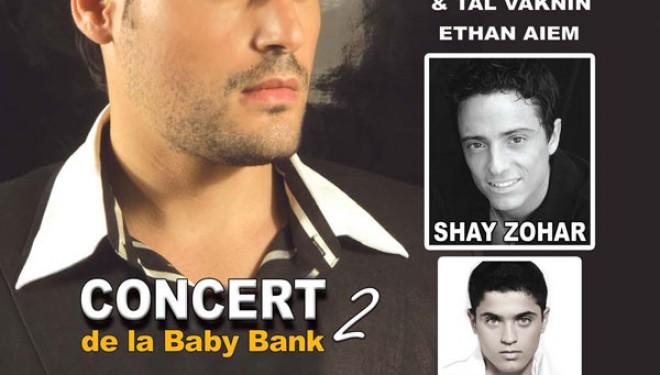 Gad Elbaz en concert, réservez vos places dès à présent !