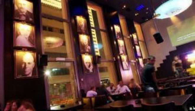 Soirée Karaoké au restaurant la Terrasse de Tel Aviv avec ADIR !