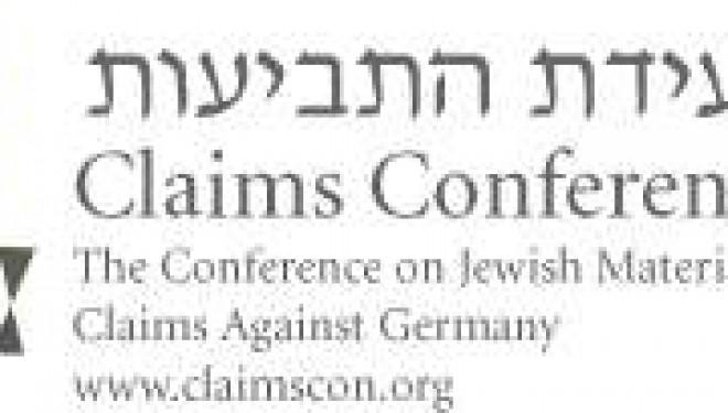 Claims Conférence : indémnisation des victimes juives des persécutions nazis …