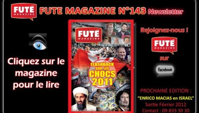 Futé Magazine sur AshdodCafé