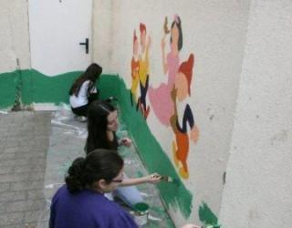Un refuge pour femmes battues à Ashdod !