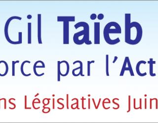 Gil Taieb de retour à Ashdod !