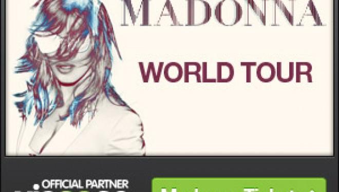 Madonna signe son grand retour en Israël !