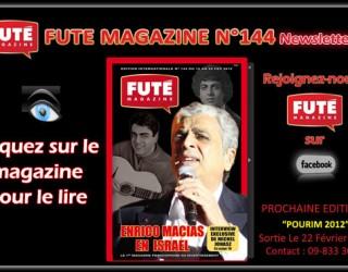 Futé Magazine : A feuilleter sur «AshdodCafé»