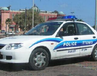 Unité spéciale de la police de la route d'Ashdod !
