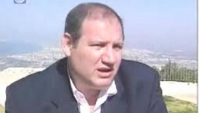 Stéphane Juffa, invité de l'Espace Francophone à Ashdod
