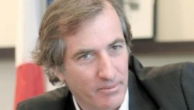 Christophe Bigot, présent à la cérémonie d'inauguration de la pierre tombale des victimes de Toulouse