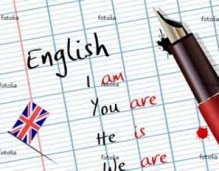 Cours d'Anglais !