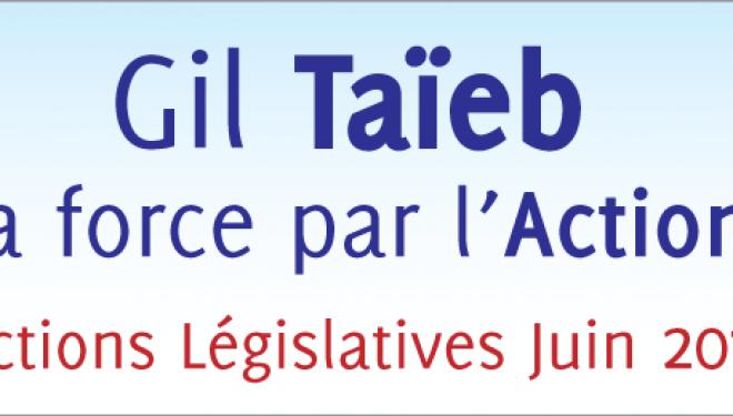 Gil Taieb à Ashdod !