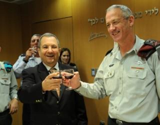 Le chef d'état-major et le ministre de la Défense marquent le Jour de l'Indépendance d'Israël