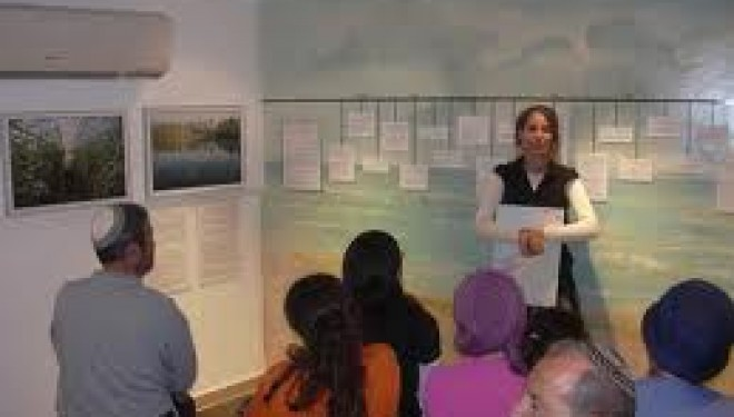 Excursion dans le Néguev et au Musée du Goush Katif