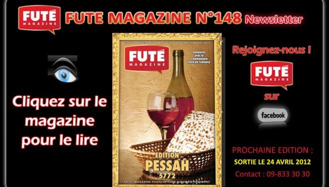 Lire Futé Magazine sur AshdodCafé
