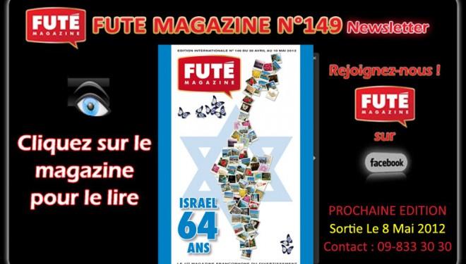 Futé Magazine à lire sur AshdodCafé !