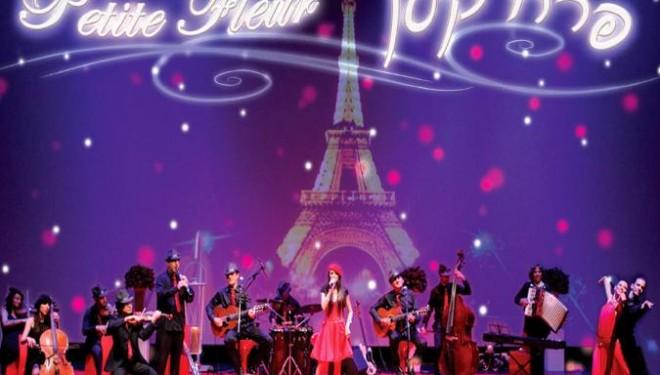 Concert : Petite Fleur est de retour à Ashdod avec un nouveau répertoire !