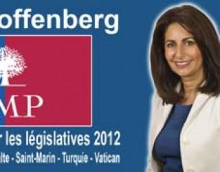 Message de Valérie Hoffenberg, votre candidate pour les élections des députés des Français établis hors de France