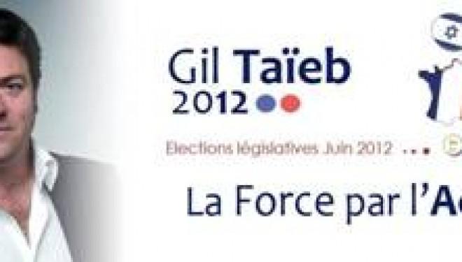 Gil Taieb à l'Espace Francophone d'Ashdod !