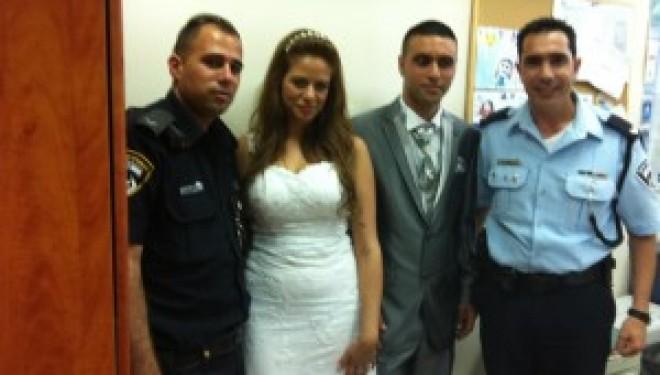 Insolite : Un mariage inoubliable!