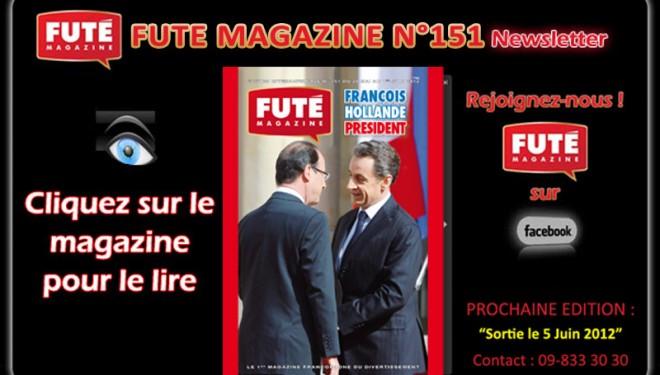 Futé Magazine : où est le drapeau français ?