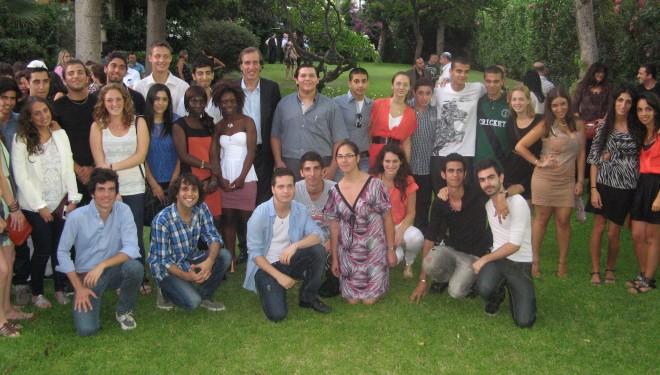 Fin de l'année scolaire : 94 élèves ont été admis au baccalauréat dans les 6 lycées français d'Israël