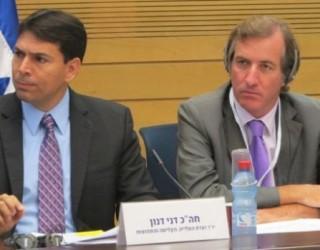 Christophe Bigot à la Knesset : « La communauté juive de France demeure forte » !