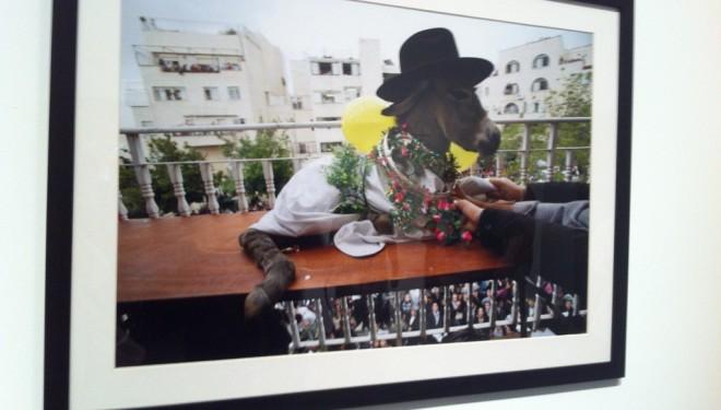 Les Hassidim au Musée d'Israël à Jérusalem !