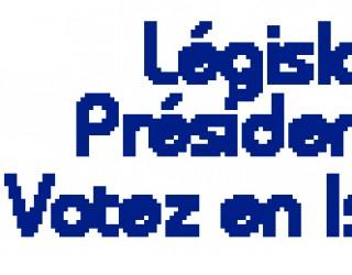Elections législatives : Appel à la mobilisation !