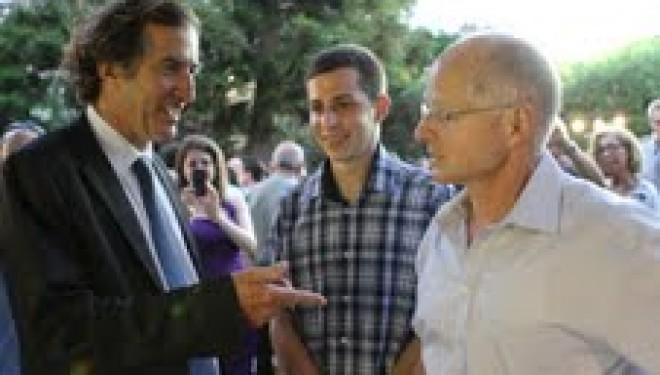 Ambassade : discours du 14 juillet 2012