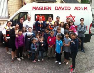 M.D.A. : La Caravane de la Vie 2012 fait son tour de France