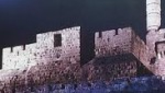 Shavei Tsion : Spectacle «son et lumière» à Jérusalem