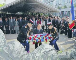 France : Sur la rafle du Vél' d'Hiv, François Hollande dans les pas de Jacques Chirac