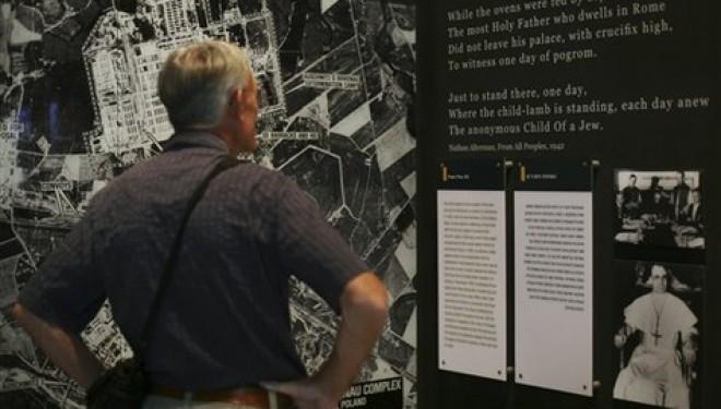 Le mémorial Yad Vashem « actualise » ses panneaux sur le Vatican et Pie XII