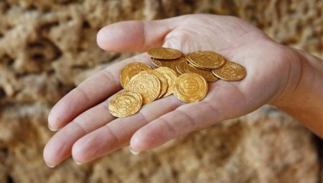 Un trésor datant des croisades découvert en Israël !