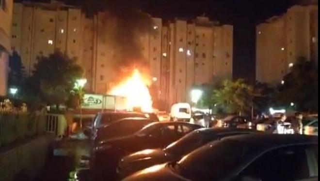 Forte explosion à Ashdod !