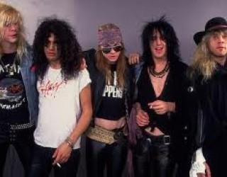 Hatikva / Don't Cry: Guns n'Roses à Tel Aviv