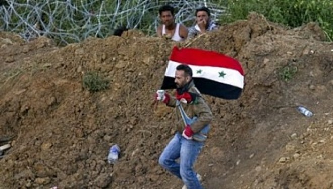 Israël bloquera tout afflux de réfugiés syriens, prévient Ehud Barak