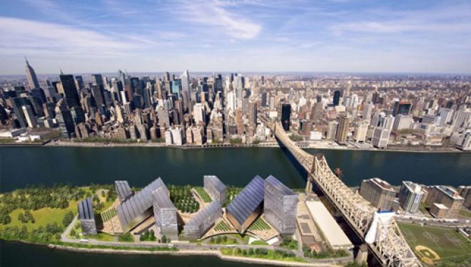 Un Campus associant le Technion et l'université Cornell à New York !