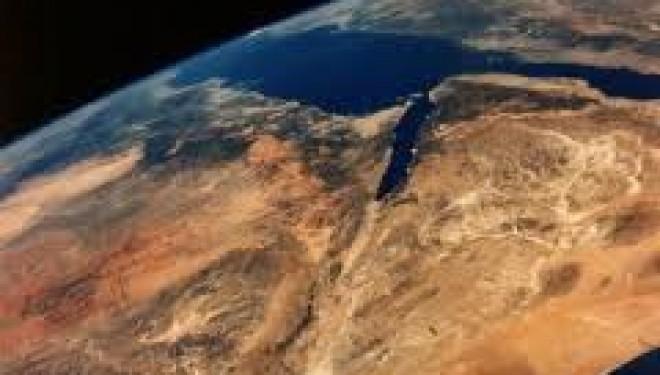 En 2020 : Tremblement de terre en Israël