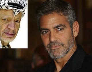 George Clooney incarnerait Yasser Arafat ; what else ?
