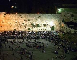 Soiree de reve a Jerusalem a ne pas manquer !
